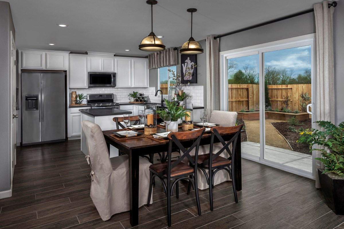 New Homes in Rocklin, CA - Granite Ridge Plan 2 - Craftsman