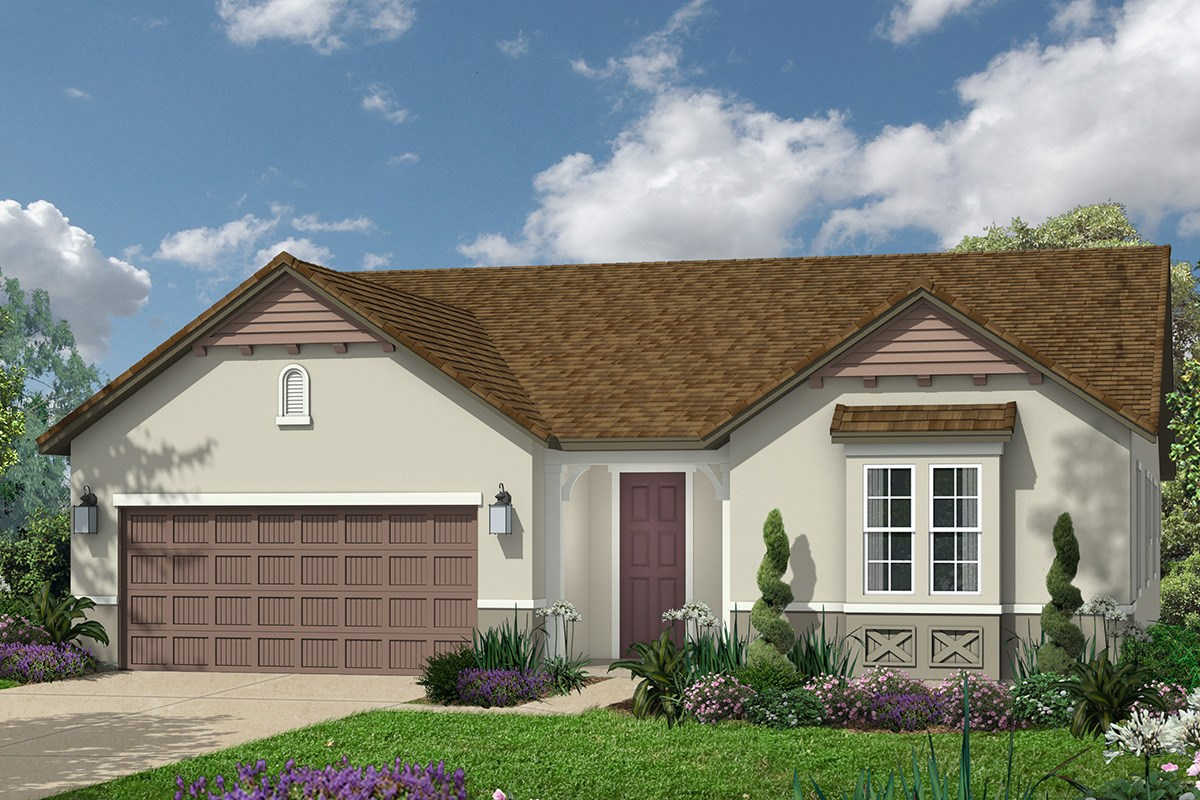 New Homes in Roseville, CA - Legato at WestPark The Marlow - Cottage