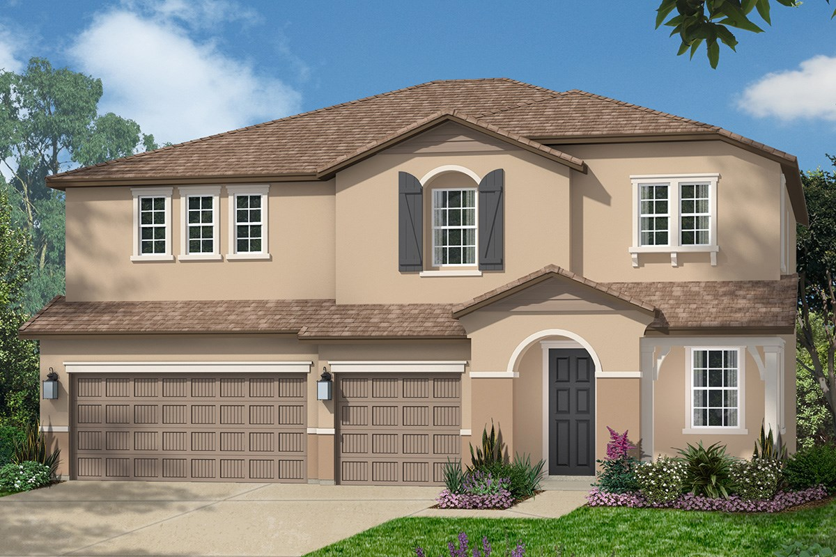 New Homes in Roseville, CA - Legato at WestPark The Kiran - Cottage