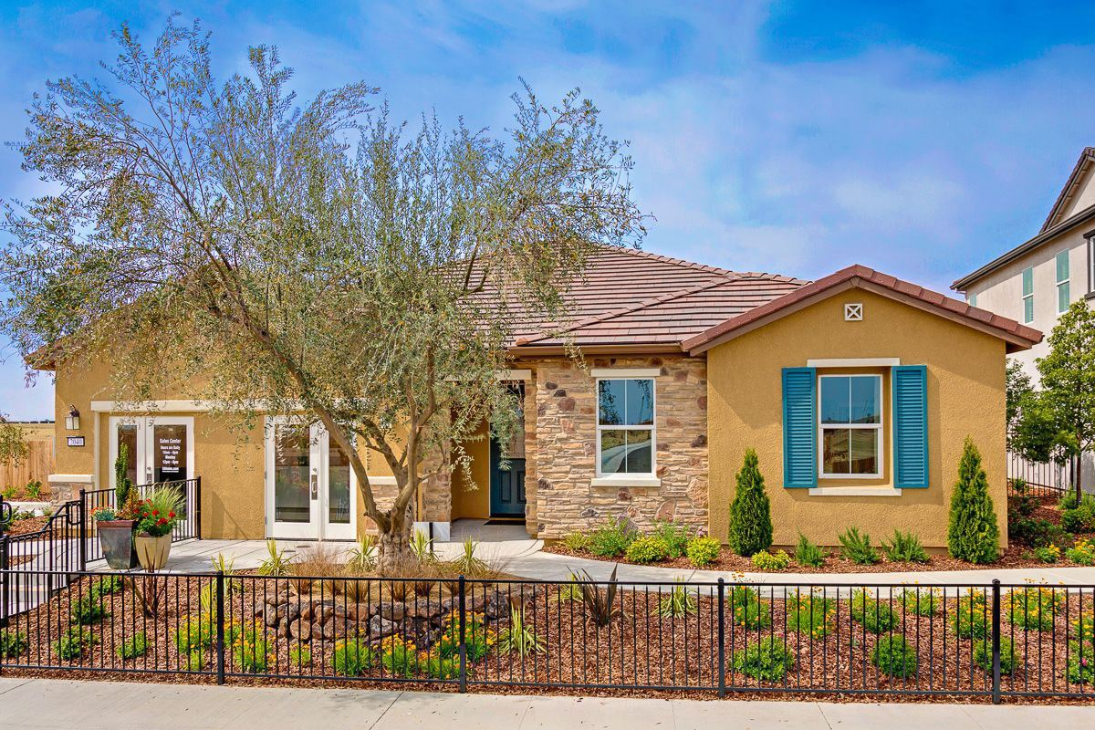 New Homes in Roseville, CA - Legato at WestPark Oliver Plan