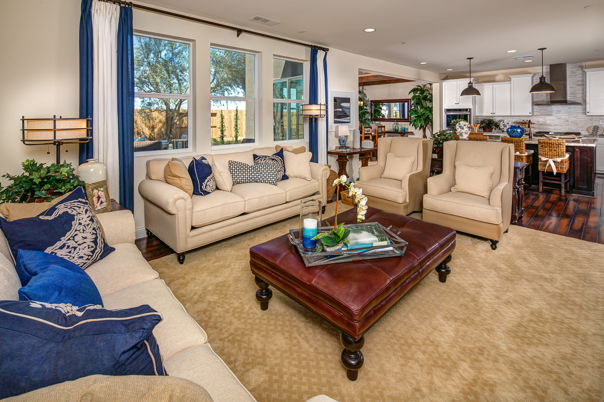 Orlando plan-Family room