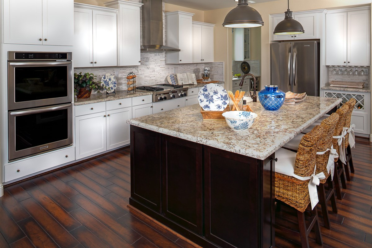 New Homes in Roseville, CA - Legato at WestPark Orlando Plan - Kitchen