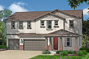 New KB Home built-to-order homes available at Legato at WestPark in Roseville, CA. The Sierra is one of many floor plans to choose from.