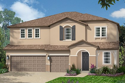 New Homes in Roseville, CA - The Kiran - Cottage