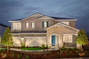 New KB Home built-to-order homes available at Legato at WestPark in Roseville, CA. The Orlando Plus is one of many floor plans to choose from.