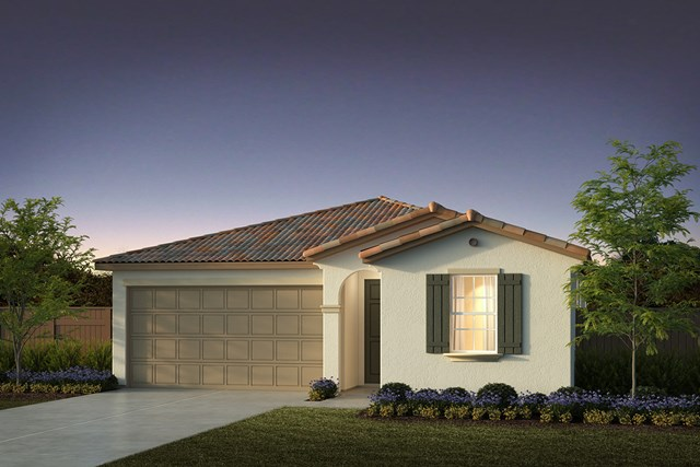 New Homes in Sacramento, CA - Plan 1198 - Elevation A