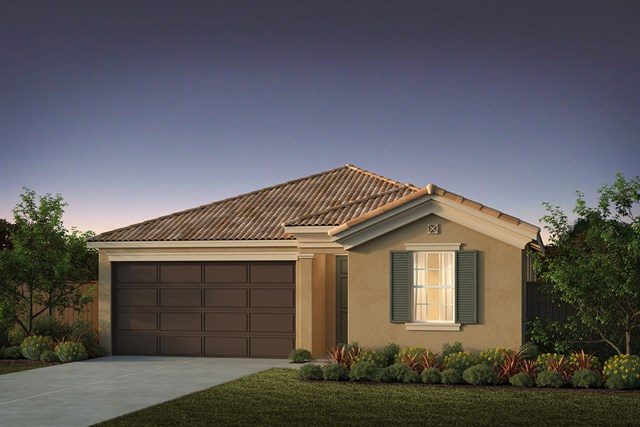 New Homes in Sacramento, CA - Plan 1198 - Elevation C