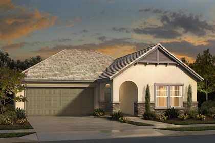 New Homes in Stockton, CA - Plan 1769 C