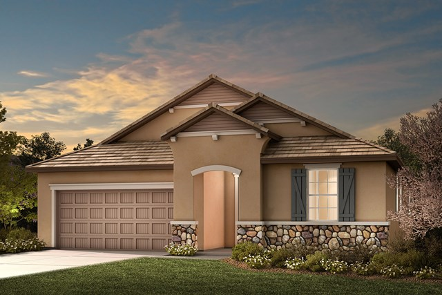 New Homes in Stockton, CA - Plan 2188 D