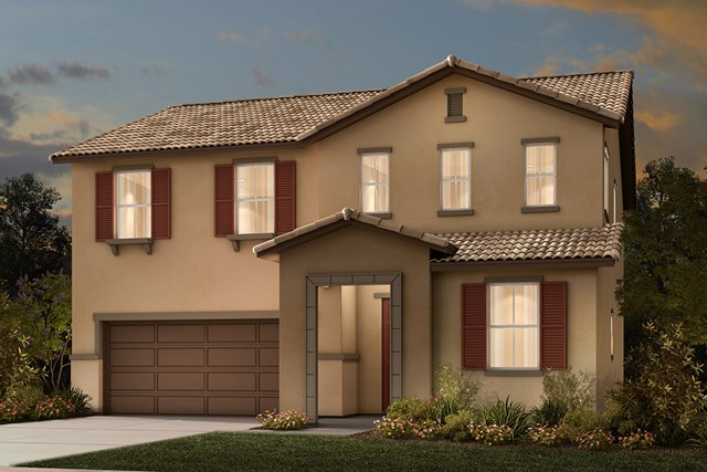 New Homes in Stockton, CA - Plan 2376 E