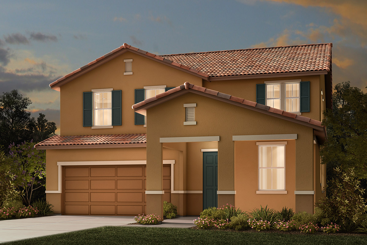 New Home Floor Plan In Montevello By KB Home