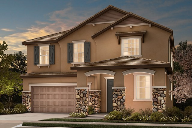 New Homes in Stockton, CA - Plan 3061 D