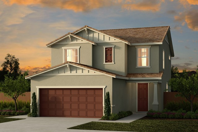 New Homes in Ceres, CA - Plan 1780 B