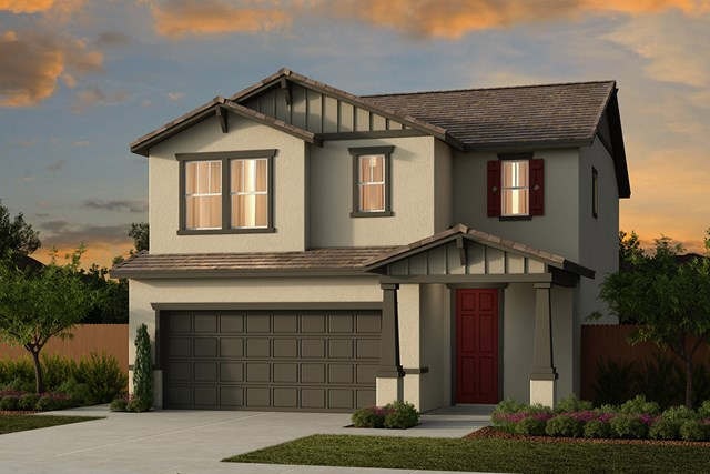 New Homes in Ceres, CA - Plan 1896 B