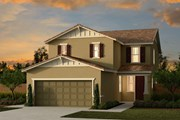 New Homes in Ceres, CA - Plan 2233 - Modeled