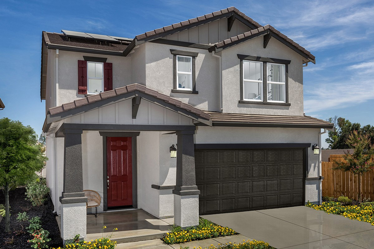 New Homes in Ceres, CA - Orchard Terrace Plan 1896 B