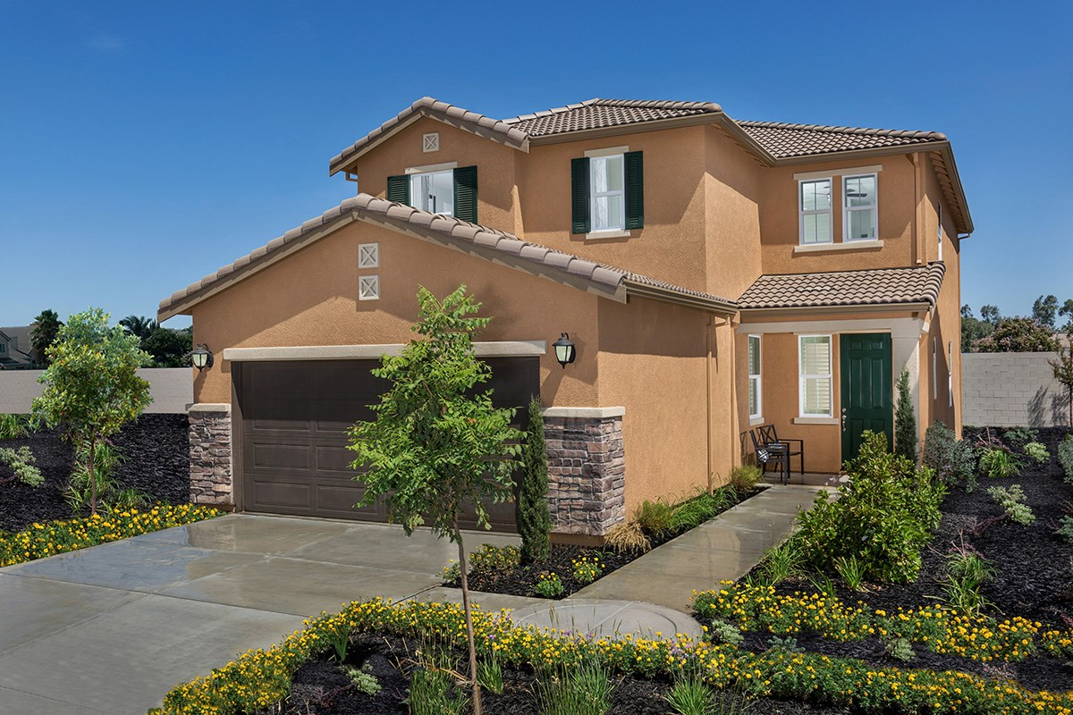 New Homes in Ceres, CA - Orchard Terrace Plan 2233