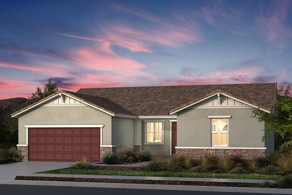 New Homes in Manteca, CA - Palermo Estates Plan 1996 B