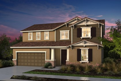 New Homes in Manteca, CA - Plan 2597 B