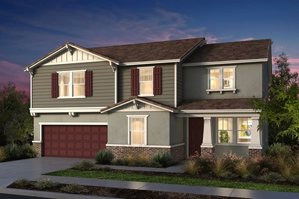 New Homes in Manteca, CA - Plan 3105 B