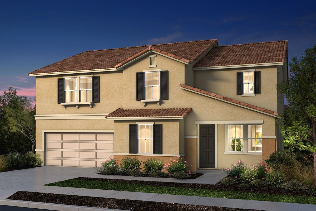 Orchard Central Floor Plan Plan 3105 New Home Floor Plan In Palermo Estates By Kb Home