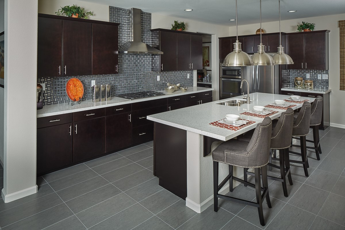 New Homes in Galt, CA - Parker Creek The Marlow - Kitchen