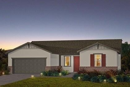New Homes in Galt, CA - The Brianna - Craftsman
