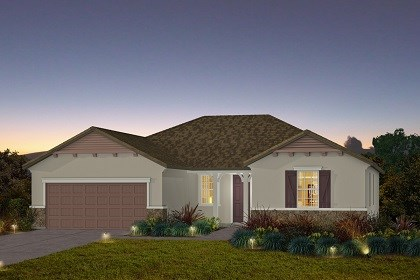 New Homes in Galt, CA - The Brianna - French Cottage