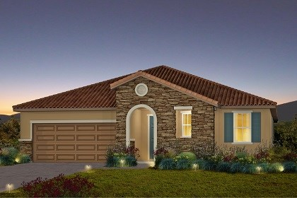 New Homes in Galt, CA - The Marlow - Tuscan