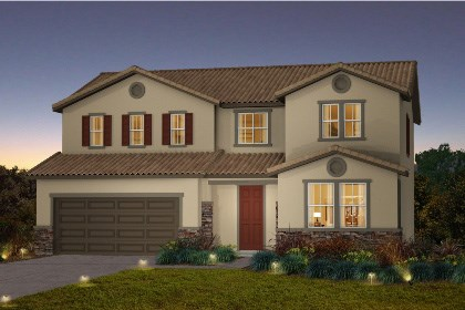 New Homes in Galt, CA - The Derby - Tuscan