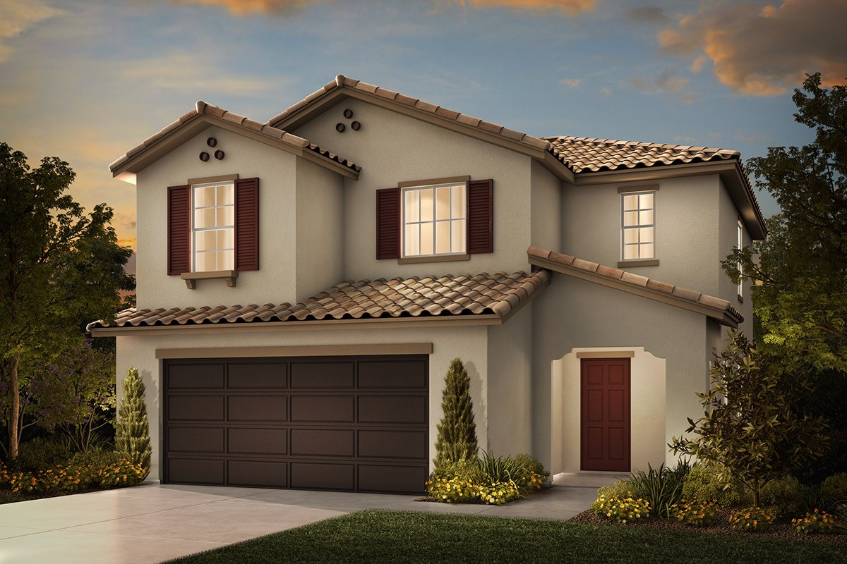 New Homes in Rocklin, CA - Pebble Creek Plan 1558 A