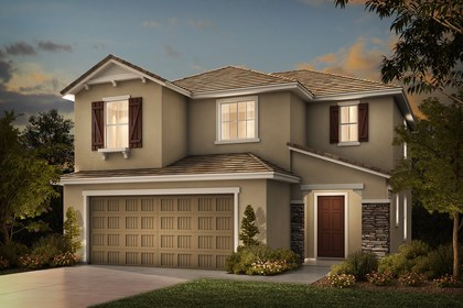 New Homes in Rocklin, CA - Plan 1558 D