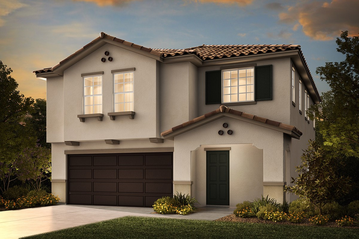 New Homes in Rocklin, CA - Pebble Creek Plan 1781 A