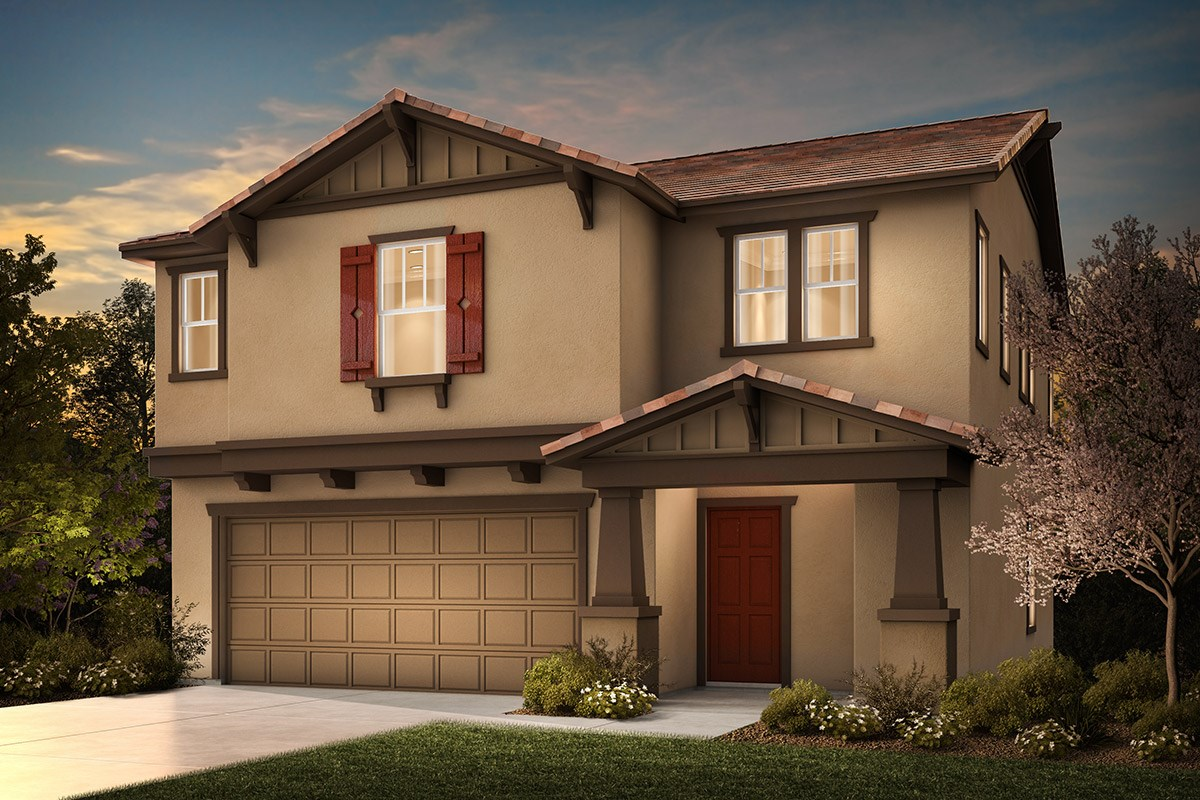 New Homes in Rocklin, CA - Pebble Creek Plan 1781 B