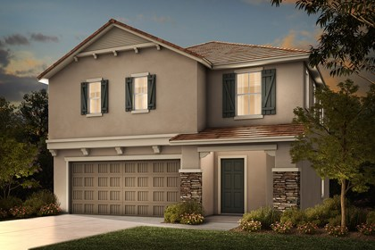 New Homes in Rocklin, CA - Plan 1781 D