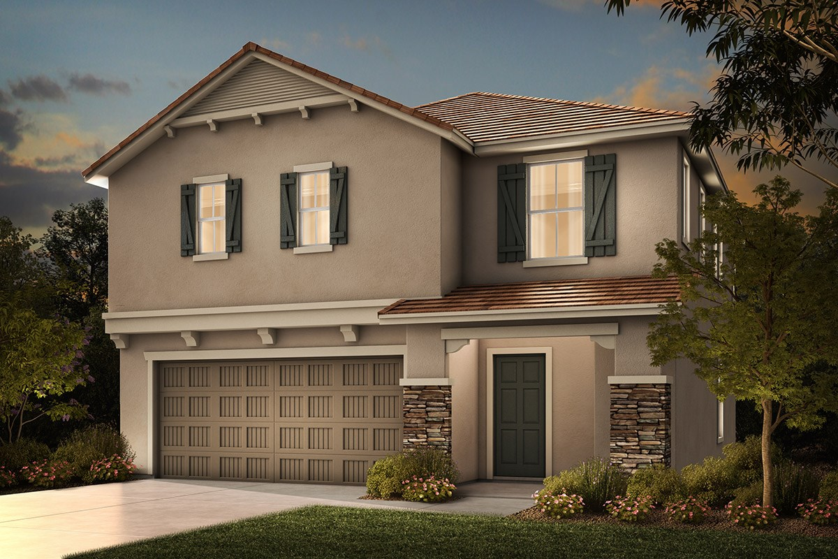 New Homes in Rocklin, CA - Pebble Creek Plan 1781 D