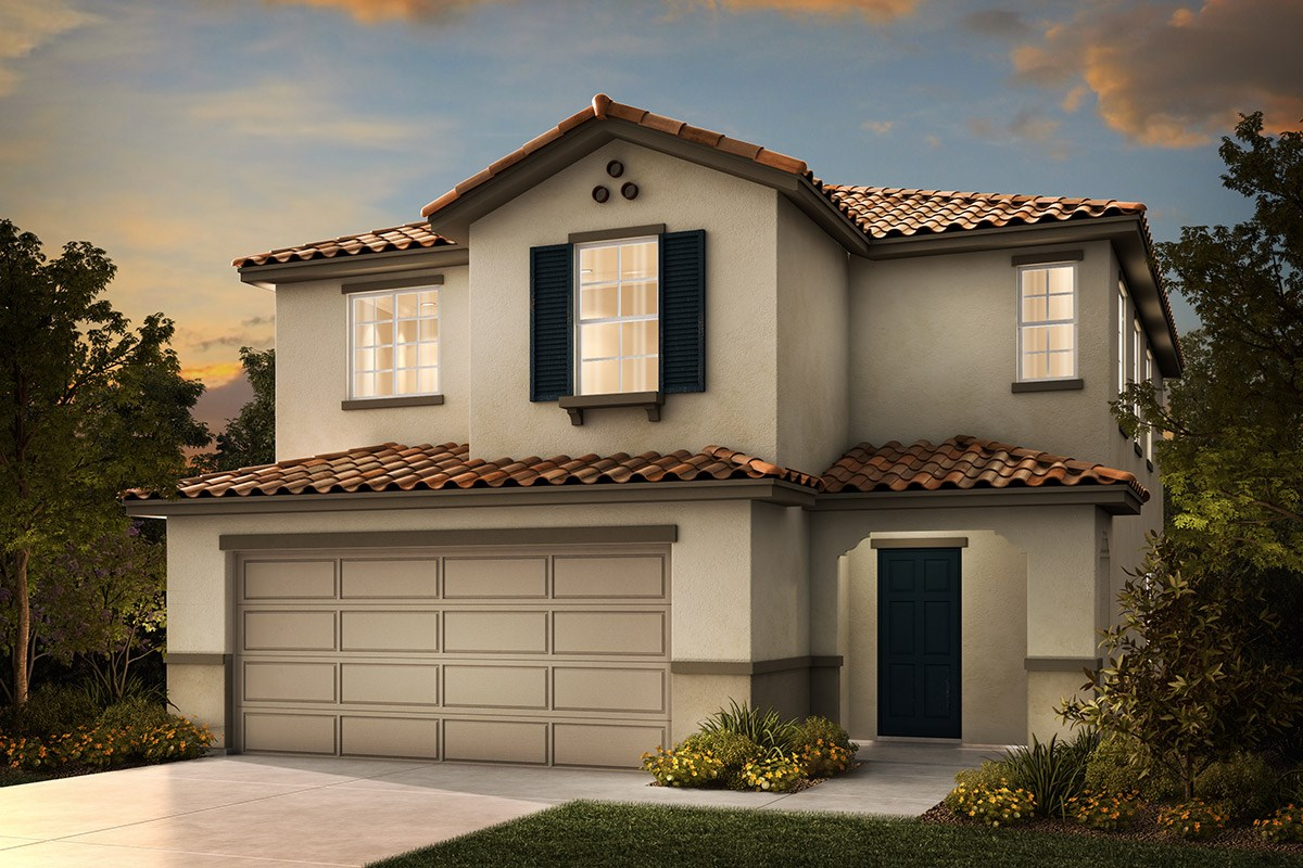 New Homes in Rocklin, CA - Pebble Creek Plan 1816 A