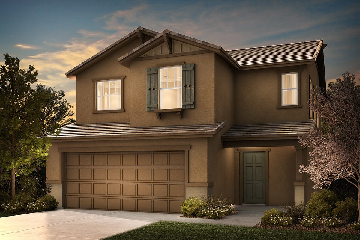New Homes in Rocklin, CA - Pebble Creek Plan 1816 B