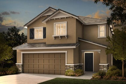 New Homes in Rocklin, CA - Plan 1816 D