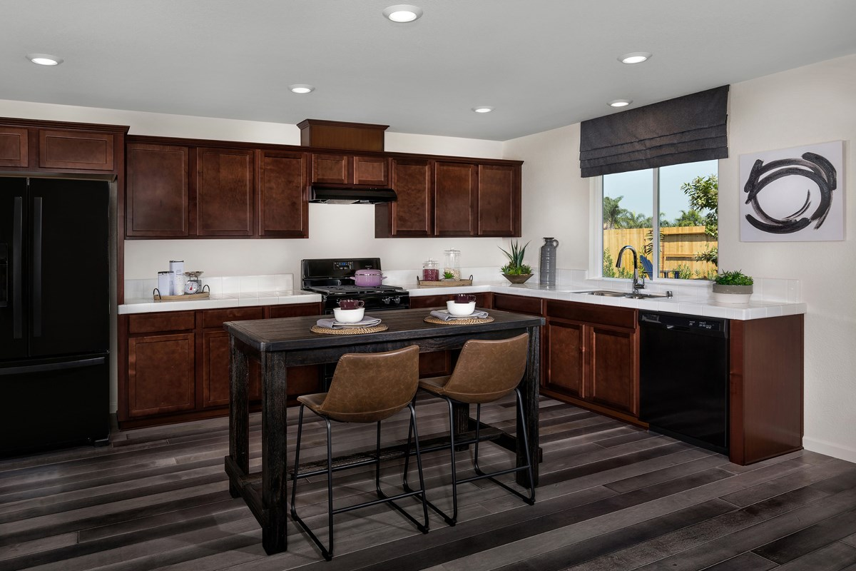New Homes in Live Oak, CA - Pennington Ranch Kitchen