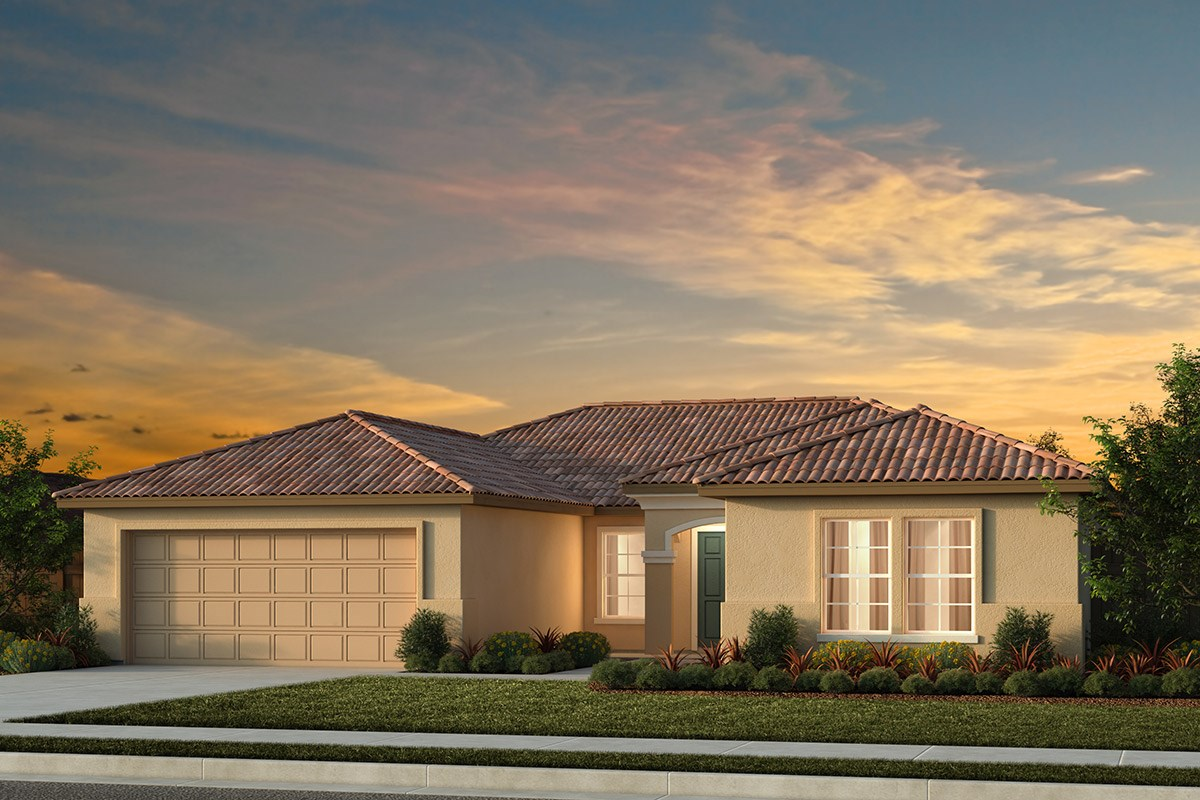 New Homes in Live Oak, CA - Pennington Ranch Plan 1996 C