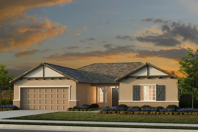 New Homes in Live Oak, CA - Plan 1996 D