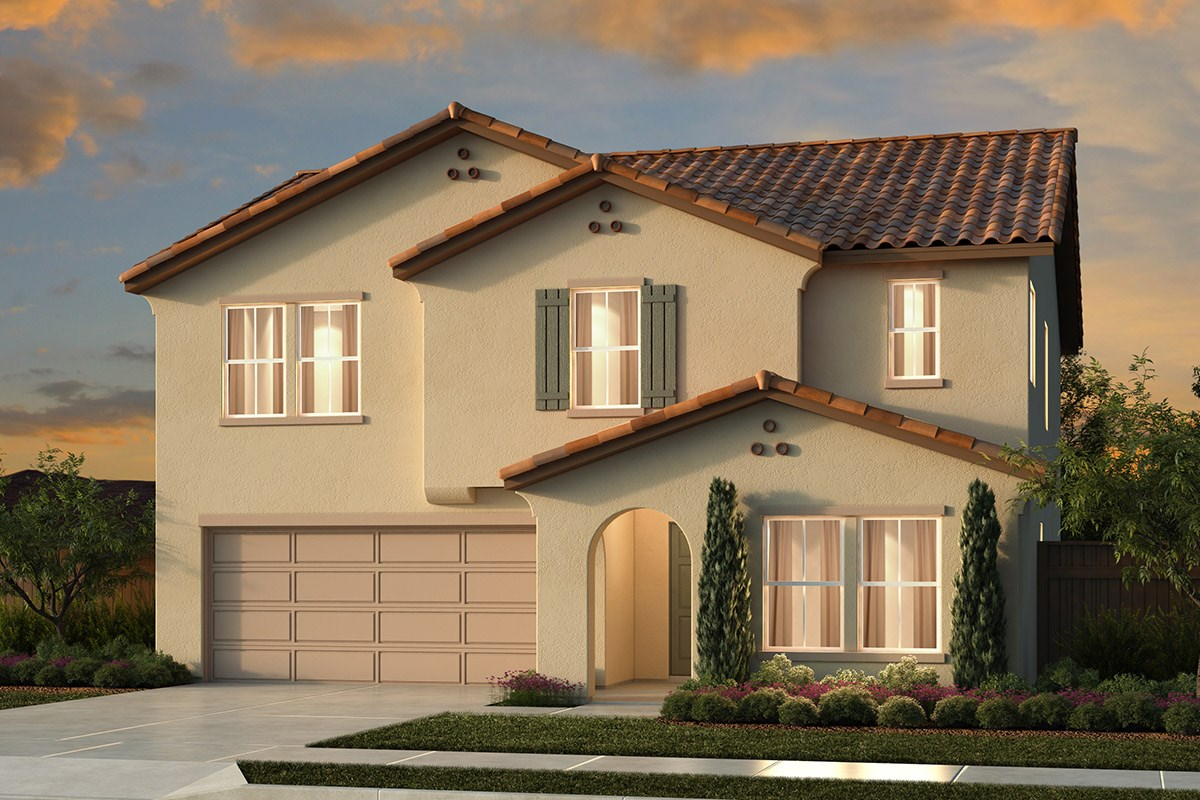 New Homes in Live Oak, CA - Pennington Ranch Plan 2376 A