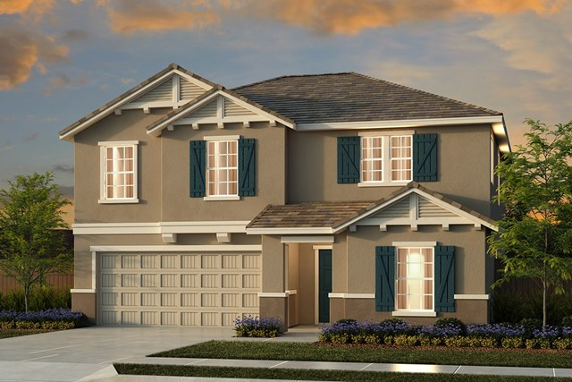 New Homes in Live Oak, CA - Plan 2376 D