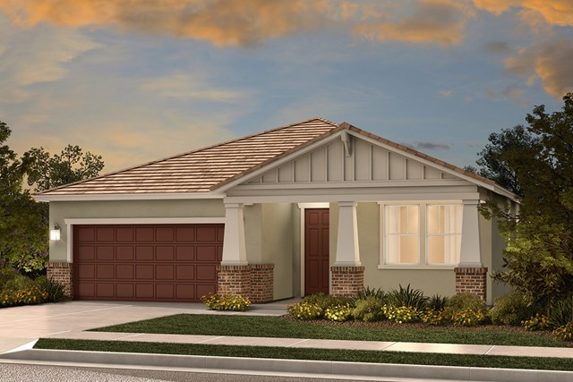 New Homes in Sacramento, CA - Plan 1718 B