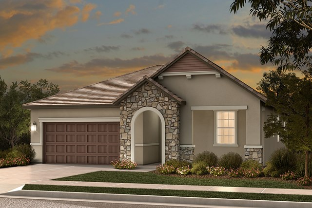 New Homes in Sacramento, CA - Plan 1718 D