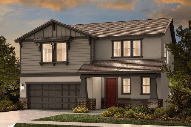 New Homes in Sacramento, CA - Plan 2137 B