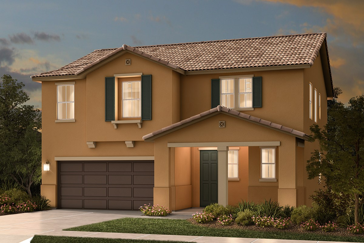 New Homes in Sacramento, CA - Shasta Ridge Plan 2137 E