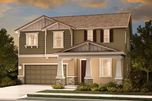 New Homes in Sacramento, CA - Plan 2376 B