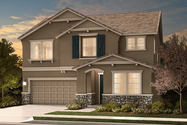 New Homes in Sacramento, CA - Plan 2376 D